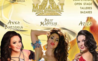 11.19 Madrid, Spain – Muzalat Festival Internacional